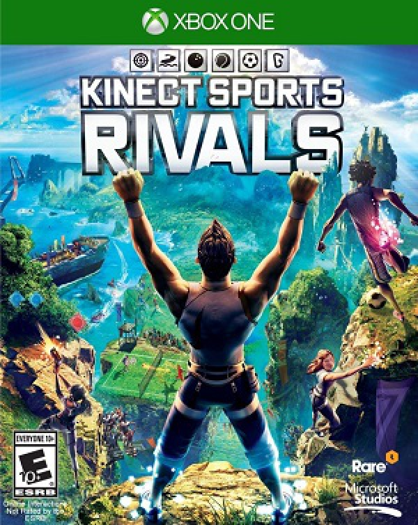 Kinect Sports Rivals - Blink