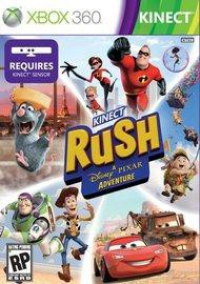 Kinect Rush - Rottatuille