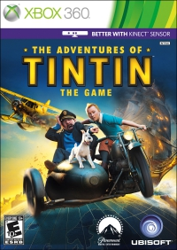 The Adventures of Tintin - Sidevogn