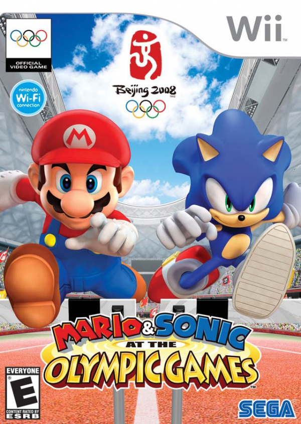 Mario and Sonic at the Olympic Games - Gymnastikk