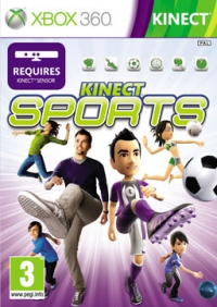Kinect Sports - Bordtennis